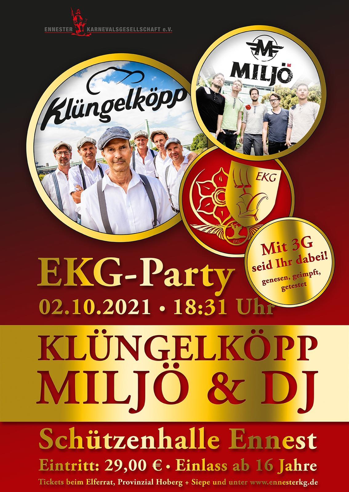 EKG-Party 2021